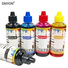 цены DMYON 123 Ink Refill Kit Compatible for HP 123 for 1110 2130 2132 2133 2134 2620 3630 3632 3637 3638 4513 4520 4521 4522 Printer