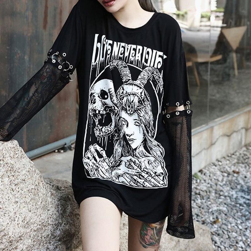 Love Never Dies Detachable Long Sleeve Tee 5