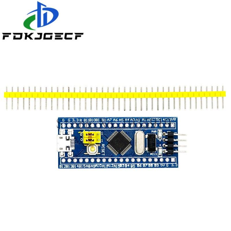 Плата разработки STM32F103C8T6 ARM STM32, модуль для arduino, комплект «сделай сам», CS32F103C8T6