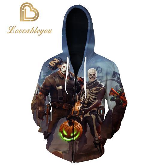 Cosplay Jacket 3D Anime Gaming Hoodies Sweatshirts Boy Funny Print Sweatshirts 3D Hooded Clothing 1