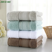200g  40*75cm Egyptian cotton face Towels bathroom for home Hotel towels for adults high quality Terry Super absorbent towels