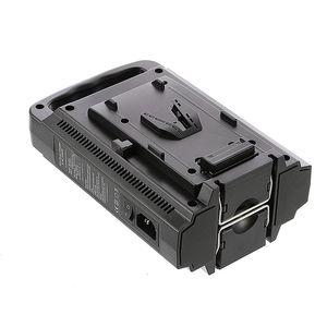 Image 5 - V montar bateria BP 2CH Dual Carregador de Bateria Rápida & Adaptador AC para 14.4 V/14.8 V V mount bateria Sony BP 95W BP 150W BP 190W