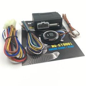 Hot 12V Car Alarm Car Engine P