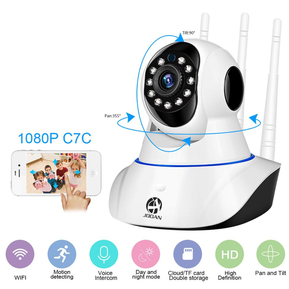 Wifi Infrared Camera Security Camera Wireless Smart IP Camera WI-FI Video Recorder Surveillance Baby Monitor 1080P 720P Webcam