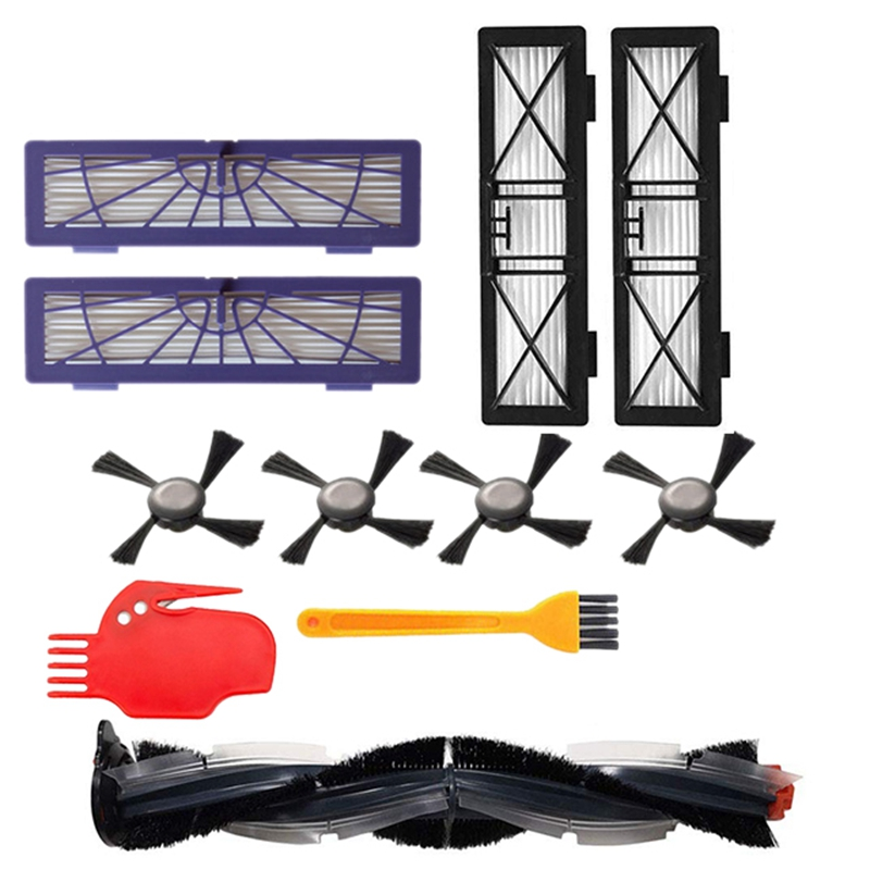 Combo Brush Blade Brush And Brush Beater For Neato Botvac D3 D4 D5 D6 D7 Connected Vacuum Cleaners Kit Parts thumbnail