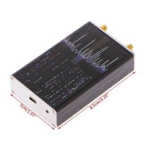 Image 5 - 100KHz 1.7GHz מלא להקת UV HF RTL SDR USB טיונר מקלט R820T + 8232U רדיו חם