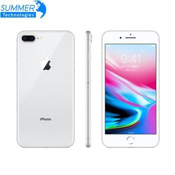 Original Unlocked Apple iPhone 8/8 Plus ROM 64/256GB iOS Fingerprint Touch ID Used Phones LTE 4G 12.0MP Hexa Core Smartphones