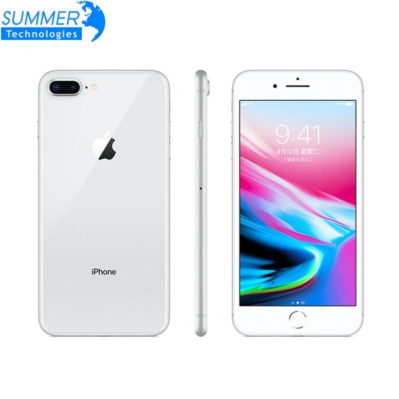 Оригинальный разблокированный Apple iPhone 8 и 8 Plus ram 64/256 GB IOS отпечаток пальца используется iPhone LTE 4G 12.0MP шестиядерный мобильный телефон айфон