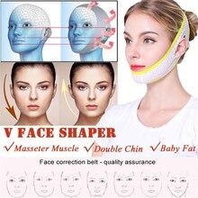 Face Lift Up Mask Bandage Care Chin Cheek Beauty Slimming Be