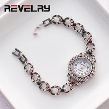 REVELRY Top Brand Women Bracelet Watches