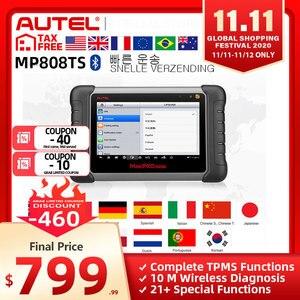 Image 1 - Autel MaxiPRO MP808TS Diagnose Werkzeug als MS906 und TS601 PK MK808 AP200 MK808TS Umfassende TPMS Programmierung Schnelle Versand