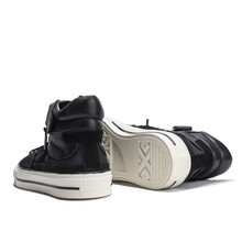Brand Fashion Mens High Top Casual Shoes