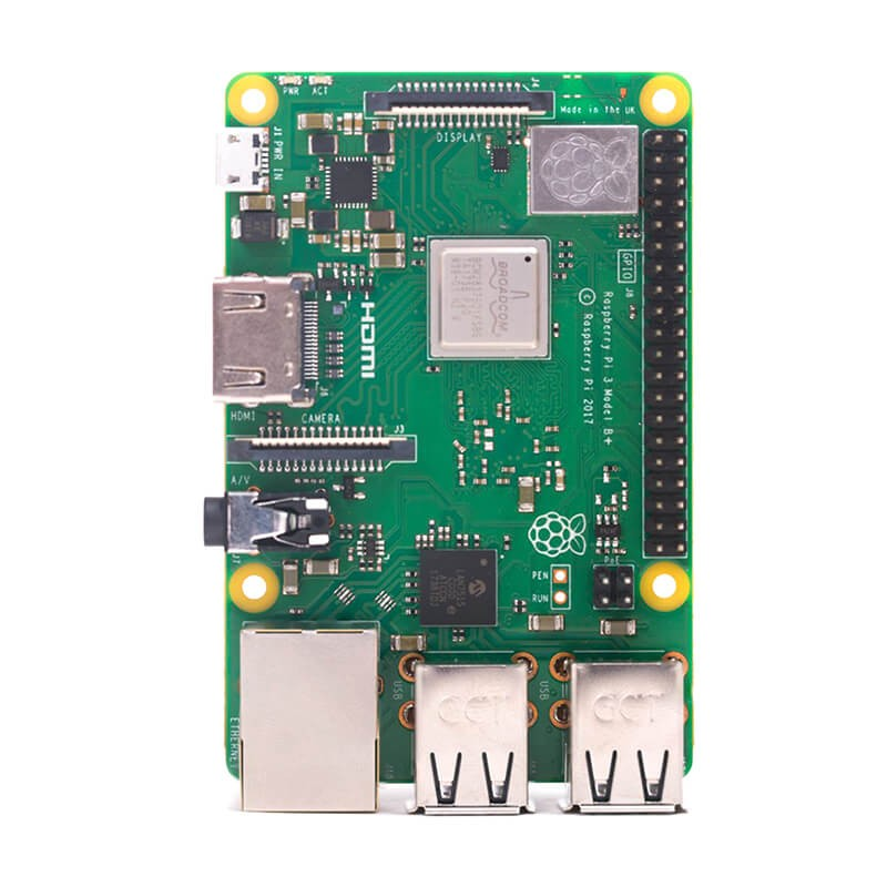 raspberry pi Original Raspberry Pi 3 Model B+ Development Board 1GB RPI 3B+ for PC Computer/ Laptop Monitor (3)