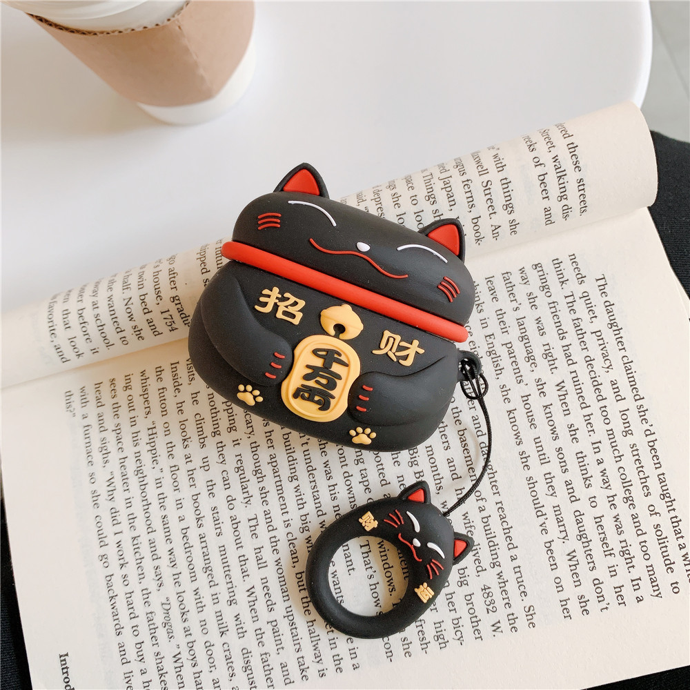 Lucky Cat Pro Case for AirPods Pro 33