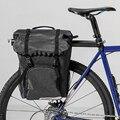 Lixada Большая Емкость Водонепроницаемая велосипедная сумка для велосипеда задняя стойка для велосипеда Паньер велосипедная сумка MTB дорожны...