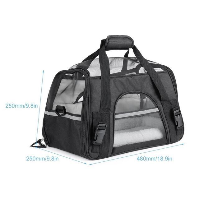 Travel Bag Dog Carrier 6