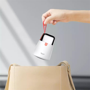 Image 3 - Xiaomi Deerma 2 In 1 Mini 3 Blades Hair Ball 7000r/min Motor Trimmer Clothes Sticky Hair Multi function Xiami Fast Removal Ball