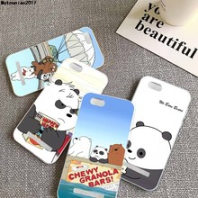 Bear 1 Silicon Soft TPU Case Cover For Lenovo Vibe C K3 K4 K5 K6 K8 P2 Note Plus(China)