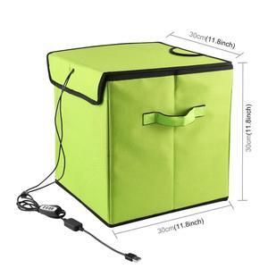 Image 5 - PULUZ UV Light Germicidal Sterilizer Disinfection Tent Box for Mobile Phone Tablet Sterilizer Storage Box