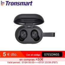 Tronsmart Spunky Beat Echte Draadloze Stereo Bluetooth Oortelefoon Aptx Draadloze Oordopjes Met Qualcommchip, Cvc 8.0, Touch Control