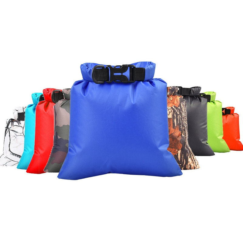 New 3L Outdoor Waterproof Bag Dry Bag Sack Backpack Floating Dry Gear Bags For Boating Fishing Rafting Swimming