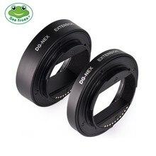 Auto Focus Macro Extension Tube Ring 10mm 16mm for Sony E Mount A6300 A6500 A6000 A7 A7II A7III A7SII NEX 7 NEX 6 NEX5R NEX 3N