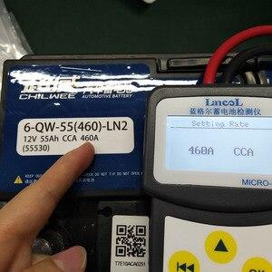 Image 4 - Lancol MICRO200 12 12v自動車バッテリー容量デジタルテスターバッテリーテスター車両デジタルバッテリーアナライザーcca 100 2000