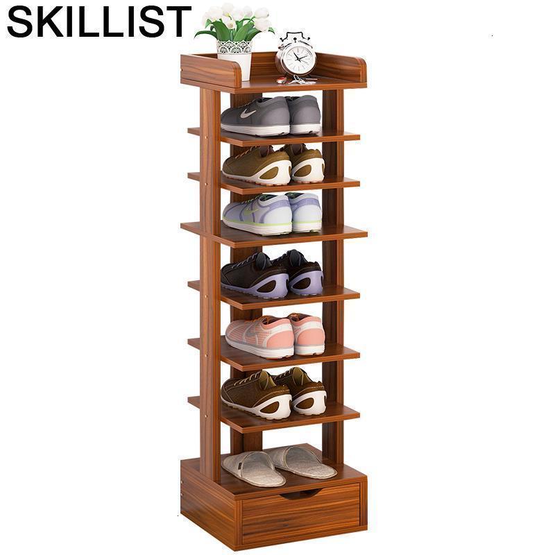 Opbergen Para Casa Moveis De Zapato font b Closet b font Mueble Organizador Rack Cabinet Scarpiera