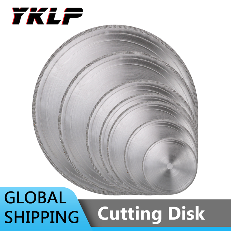 6~14 Inch Thin Diamond Saw Blade Lapidary Cutting Disc For Glass Stones Cutter Tool