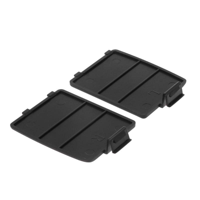 1 Set For Sega GG Handheld System Battery Door Cover For GameGear GG L R Left Right AA Battery Lid in Replacement Parts Accessories from Consumer Electronics