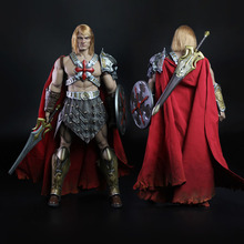 Model-Accessory Action-Figure Head-Carving-Clothes Collection He-Man Muscle M35-Body