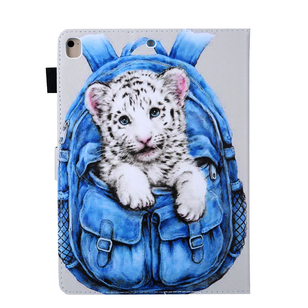 New Tablet Case Magnetic-Stand iPad PU 7th-Generation Smart-Cover Funda 10.2 for