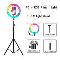 RGB and 160cm Tribod