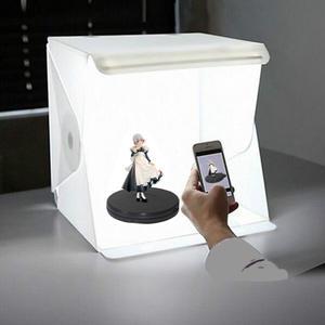 Light-Tent Backdrops Dslr-Camera Soft-Box Photo-Studio Folding Digital Portable for 23cm/9-