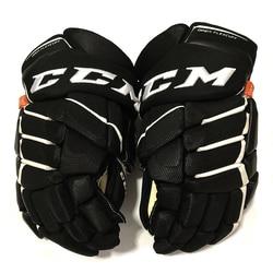 Gants de Hockey sur glace CCM gant de Hockey Sport de protection Senior 13 14 taille gant de Hockey sur glace