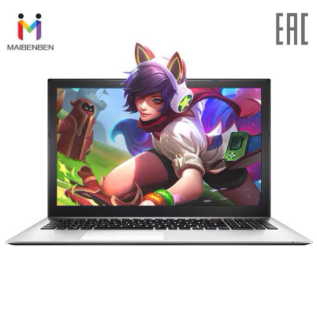 "Laptop MAIBENBEN Xiaomai 5 Pro 15.6 ""FHD Intel 4415U/4 GB/MX150/128 GB SSD /DOS 0-0-12"
