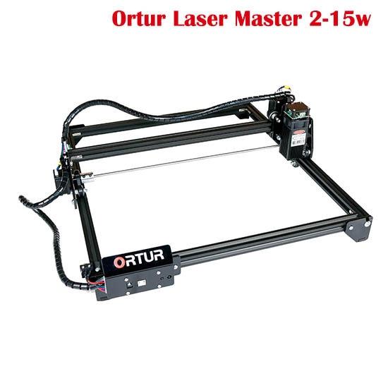 ORTUR 7W //15W //20W Laser Master 2 Engraving Cutting Machine Large Engraving Area