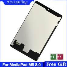 Test M5 8.0 inch LCD For Huawei Mediapad M5 Lite 8 2019 JDN2-W09 JDN2-AL00 JDN2-L09 LCD Display Touch Screen Digitizer Assembly