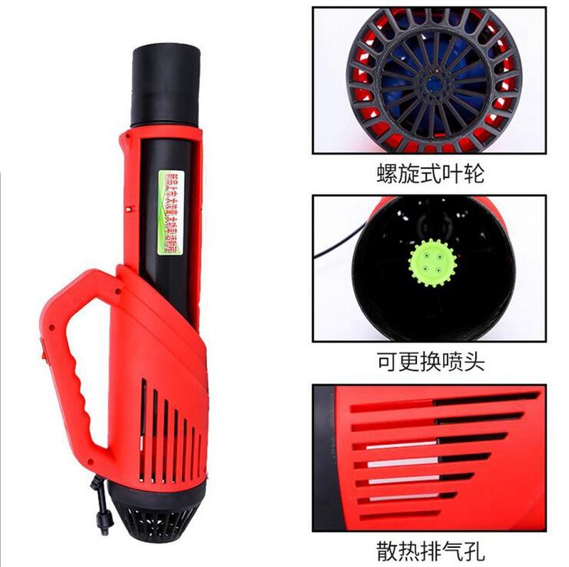 Electric Sprayer Blower 12V Garden Handheld Agriculture Weed Pest Control Killer Garden Sprayer Air Pressure Type Watering Kit