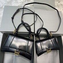 Genuine Leather Women's Luxury Handbag Luxury Brand Design and Crocodile Pattern High-End Shoulder Messenger Bag 2021 Spring New