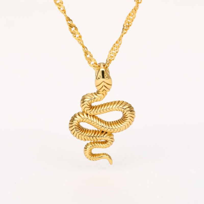 蛇项链-3