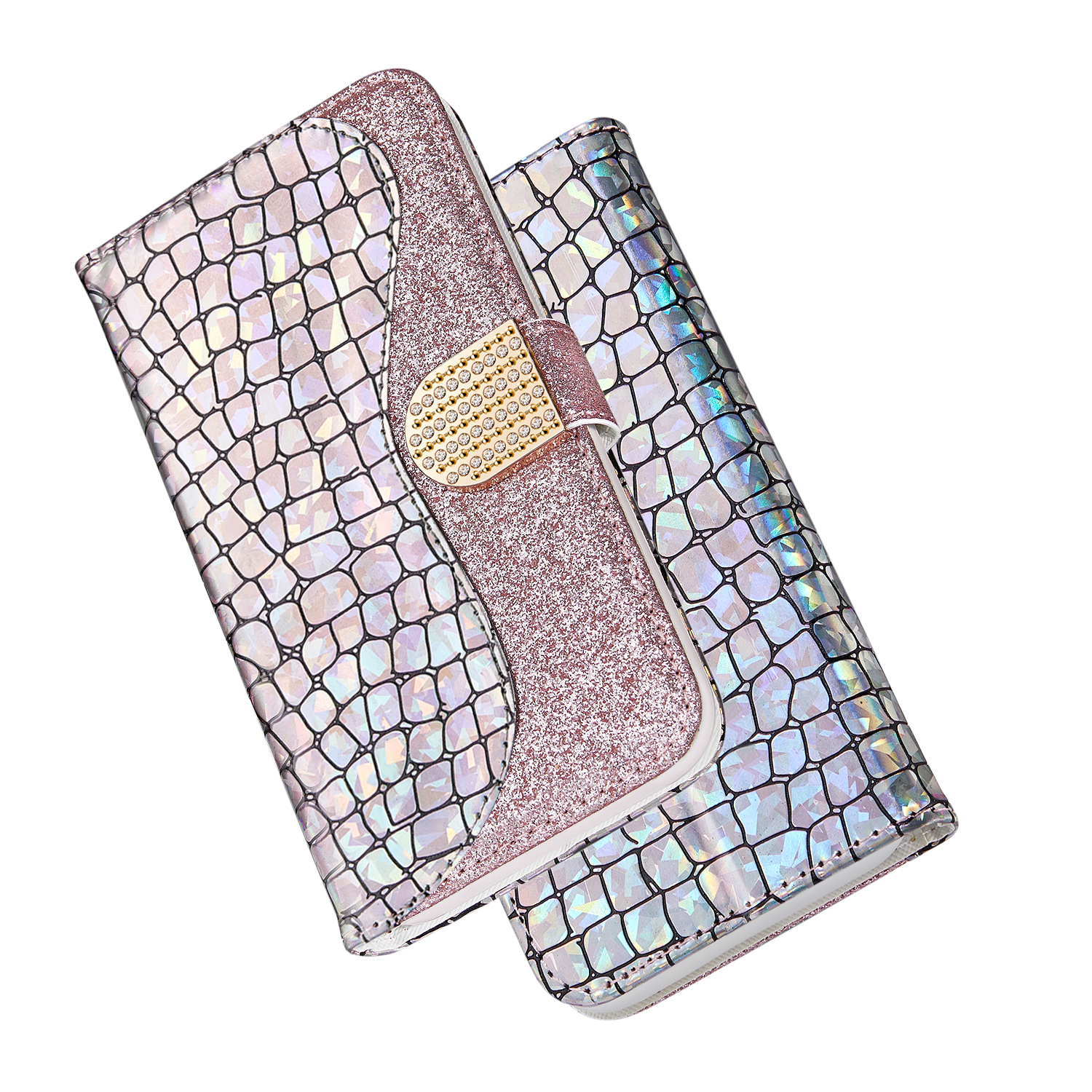 <font><b>Glitter</b></font> Leather <font><b>Case</b></font> for <font><b>Huawei</b></font> Honor 7A Pro 8A 7C 7S 10 Lite Flip Book <font><b>Case</b></font> For <font><b>Huawei</b></font> P30 Pro P20 Lite <font><b>Y5</b></font> Y6 Prime <font><b>2019</b></font> 2018 image