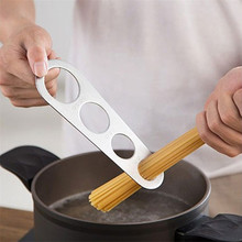 Stainless Steel Spaghetti Measurer Pasta Noodle Measure Easy Use Noodle Measurer Kitchen Accessories