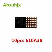 Absuhjx 10 pçs original 610a3b u2 carregamento ic para iphone 7 & 7 plus 7 p 7g carregador ic chip u4001 36pin na placa bola peças