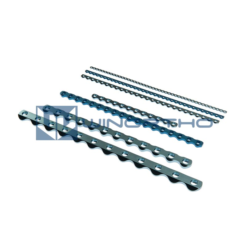 Animal Veterinary Orthopedic Medical Implant Alps Prcl Biortho Bluesao Locking Plate Surgical Instrument High Quality