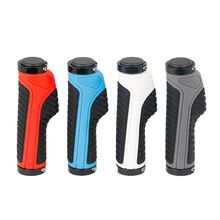 Bicycle Front Handle The Two Sides Can Be Locked Ergonomic Bicycle Handle Non-slip Bicycle Grips Riding Accessories 2015 the bicycle