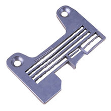 Industrial Sewing Machine Needle Plate 277507R40 For Pegasus EX3200 Throat Plate