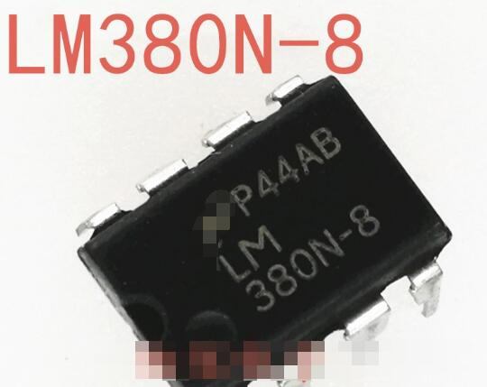 IC 100%new Free shipping LM380N LM380N-8 DIP-8 image