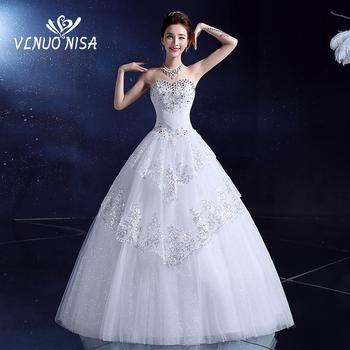 Red Wedding Dress 2020New Arrival Butterfly Lace Strapless Sleeveless Embroidery  Bride Gowns Vestidos De Novia Luxury Crystal
