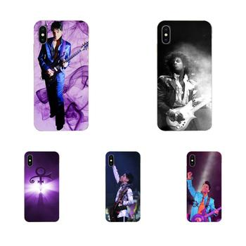 Prince Rogers Nelson High Quality Classic Cellphone Cases For Samsung Galaxy A51 A71 A81 A90 5G A91 A01 S11 S11E S20 Plus Ultra image